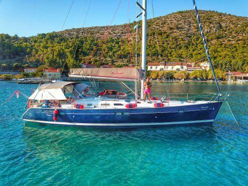 Sailboat Beneteau Oceanis 473 (2008)