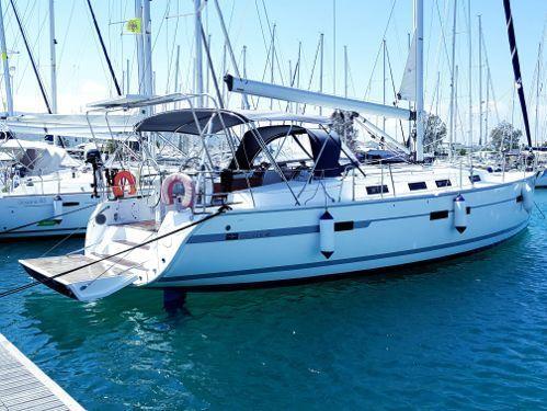 Barca a vela Bavaria Cruiser 45 (2011)