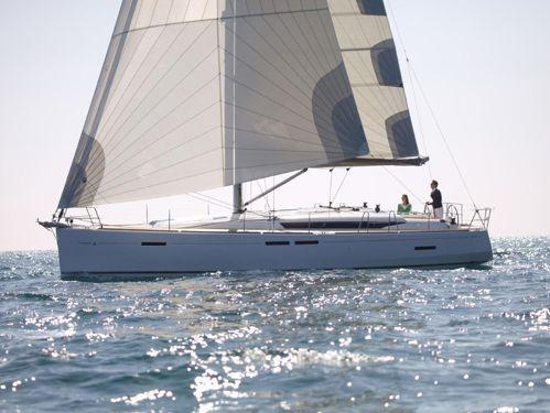 Sailboat Jeanneau Sun Odyssey 449 · 2019