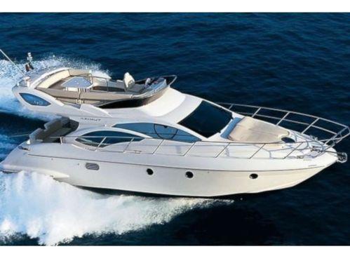 Motorboat Azimut 43 Fly · 2007