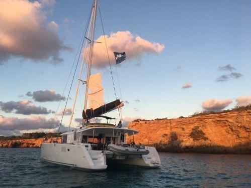 Catamarano Lagoon 450 (2018)