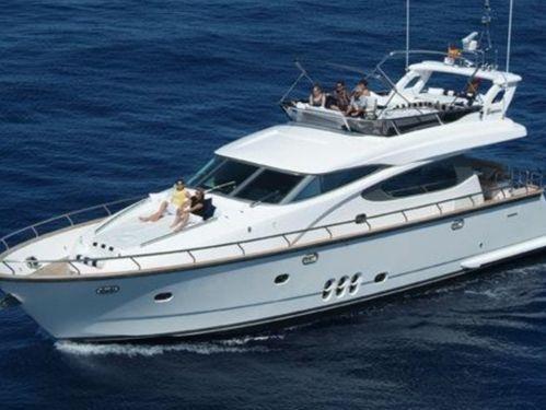 Motorboat Elegance 60 Fly · 2010