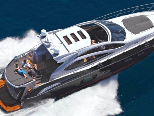 Motorboat Sunseeker Predator 64 · 2011