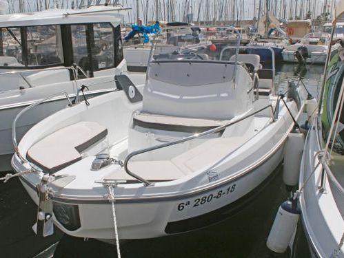 Speedboot Beneteau Flyer 6.6 Spacedeck · 2018