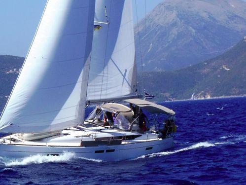 Barca a vela Jeanneau Sun Odyssey 479 · 2016
