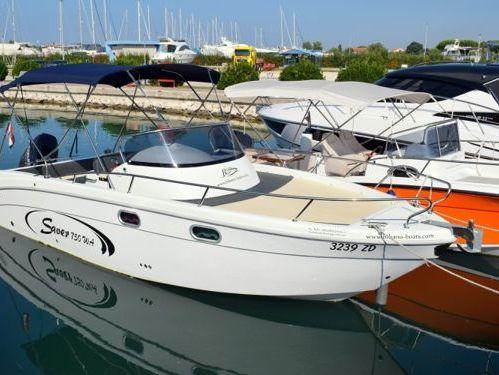 Speedboat Saver 750 WA · 2017