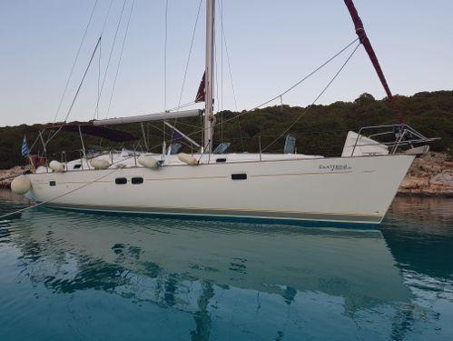 Barca a vela Beneteau Oceanis Clipper 411 · 2001