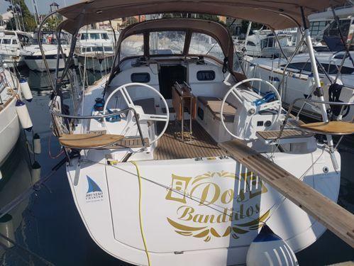 Sailboat Elan Impression 40 · 2018