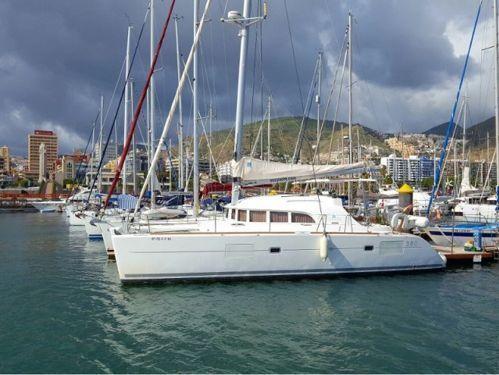 Catamarano Lagoon 380 (2014)