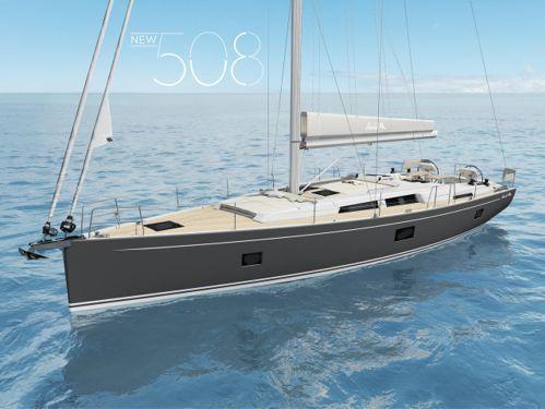 Sailboat Hanse 508 · 2019