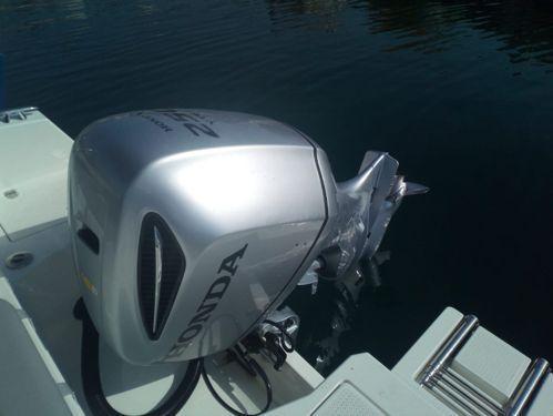 Motoscafo Atlantic Marine 750 Open · 2018