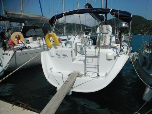 Barca a vela Beneteau Oceanis 393 (2005)