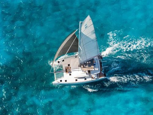 Catamarano Lagoon 52 · 2014
