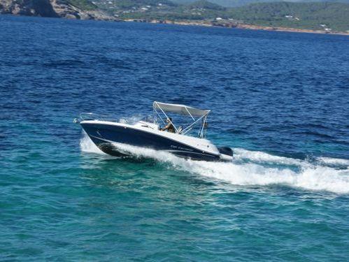 Speedboot Jeanneau Cap Camarat 6.5 WA · 2018