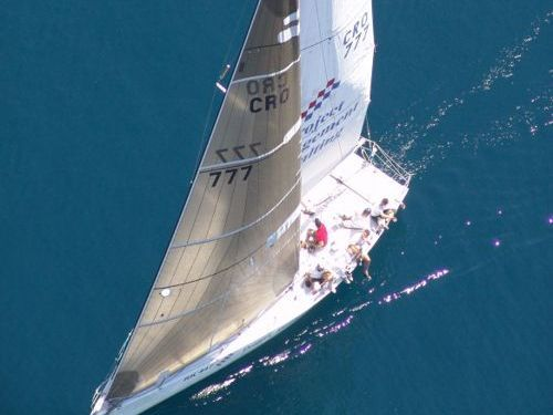 Sailboat Beneteau First 40.7 · 1994