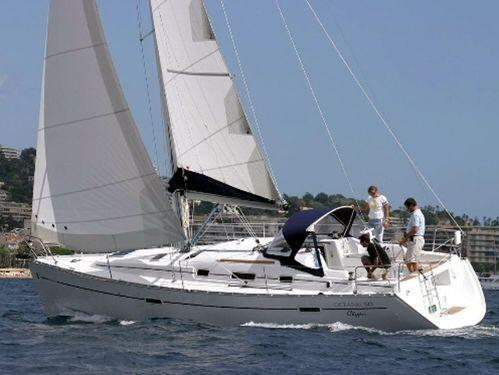 Barca a vela Beneteau Oceanis 343 · 2010