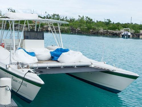 Catamaran Custom Built · 2013