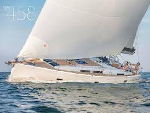 Zeilboot Hanse 458 · 2020