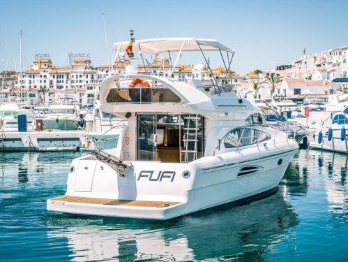 Motorboat Astondoa 39 · 2010