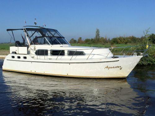Motorboot Aqualine 35 (2004)