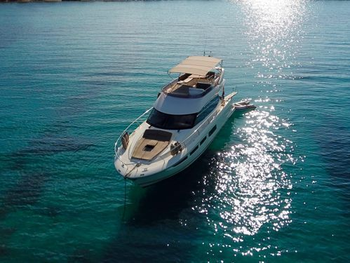 Imbarcazione a motore Jeanneau Prestige 500 (2011)