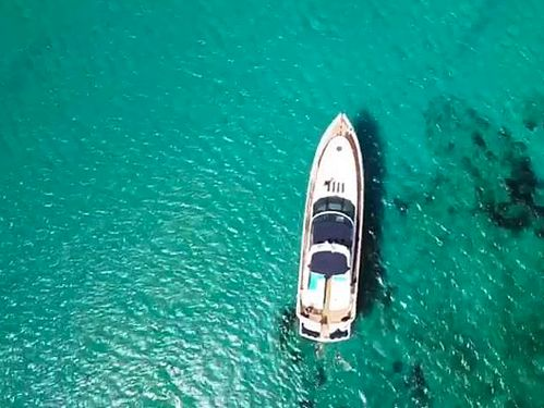 Imbarcazione a motore Princess V65 · 2004