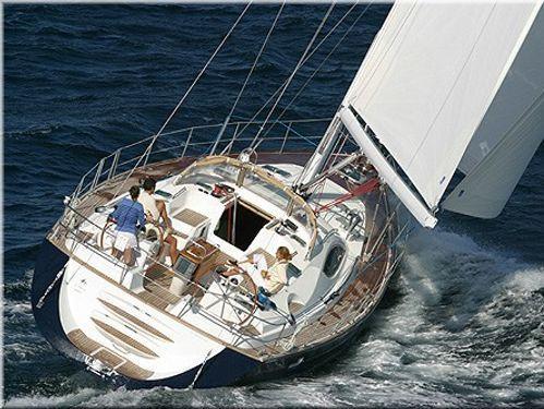 Segelboot Jeanneau Sun Odyssey 54 · 2019