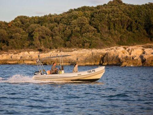 RIB Italboat Predator D600 · 2010