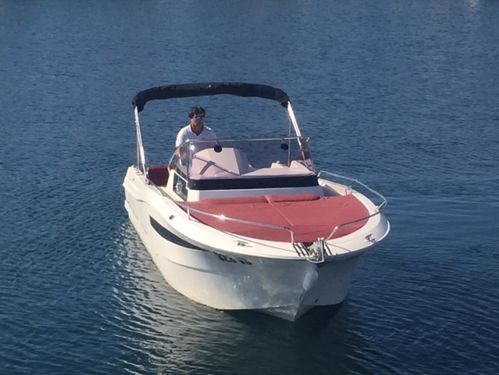 Speedboat Atlantic Marine 730 Sun Cruiser · 2017