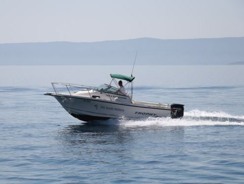 Motoscafo Atlantic Marine 680 · 2003