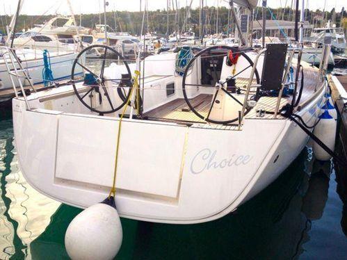 Segelboot Dufour 45 · 2011
