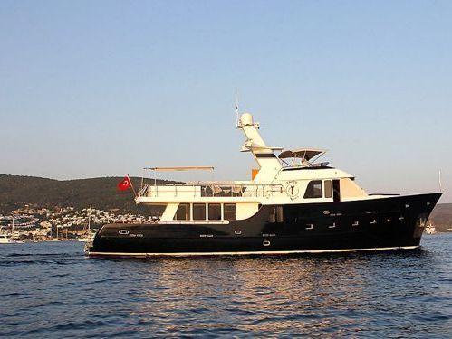 Motorboot Trawler Troy Explorer · 2010