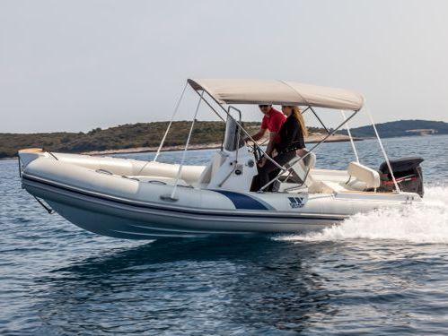 RIB Tiger Marine 550 ProLine (2018)