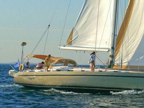 Barca a vela Ocean Star 51,2 · 2005