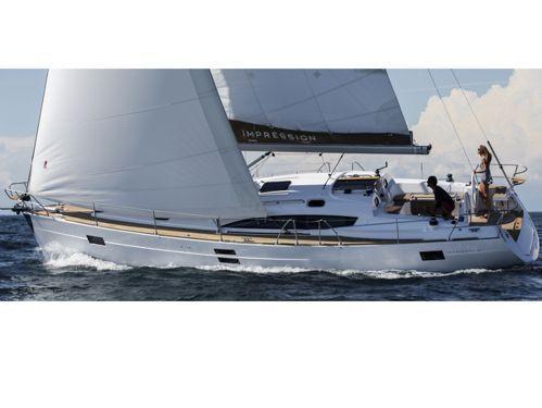 Barca a vela Elan Impression 45 · 2018