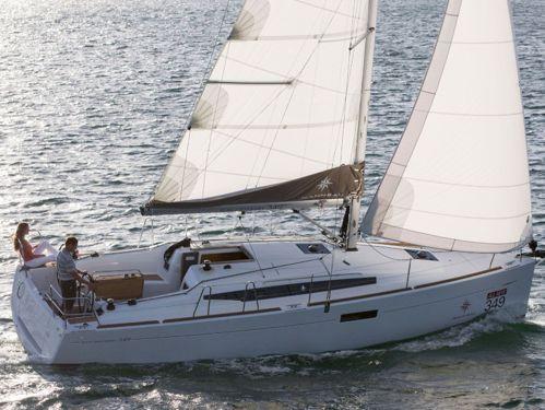 Sailboat Jeanneau Sun Odyssey 349 · 2019