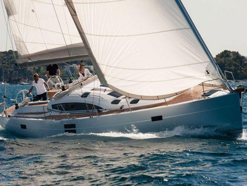 Barca a vela Elan Impression 50 · 2018