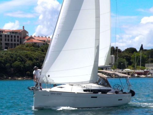 Barca a vela Jeanneau Sun Odyssey 389 · 2019