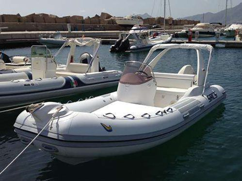 RIB SACS 590 · 2010