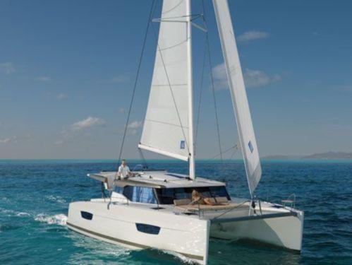 Catamaran Fountaine Pajot Lucia 40 · 2017