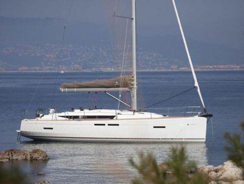 Barca a vela Jeanneau Sun Odyssey 419 (2019)