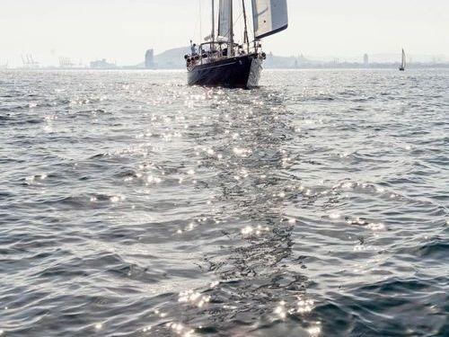 Sailboat Irwin 68 · 1989