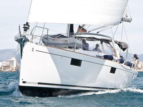 Barca a vela Beneteau Oceanis 48 · 2014