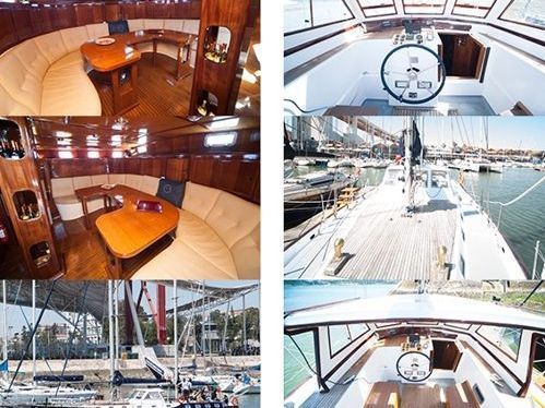 Barca a vela Velero Classic · 1977