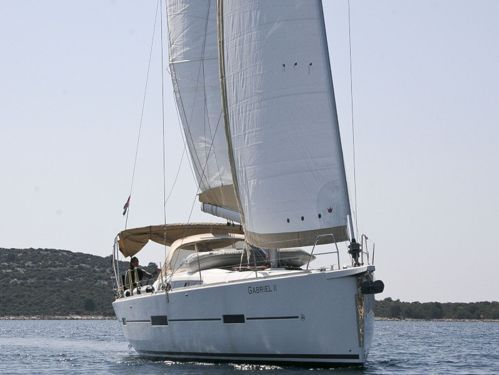 Sailboat Dufour 460 Grand Large · 2016