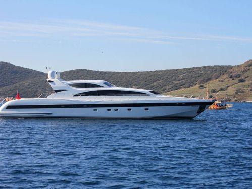 Motorboat Mangusta 107 · 1998