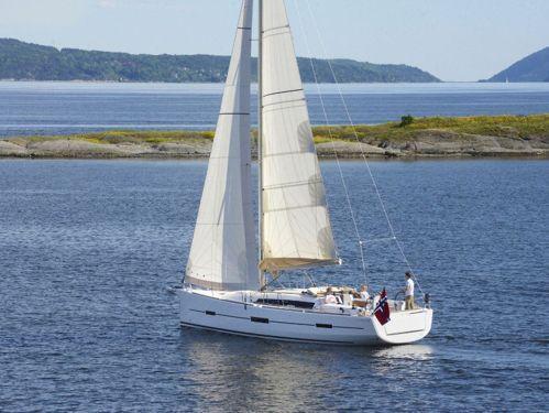Barca a vela Dufour 412 Grand Large · 2017