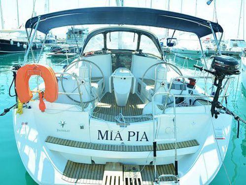 Barca a vela Jeanneau Sun Odyssey 42i (2006)