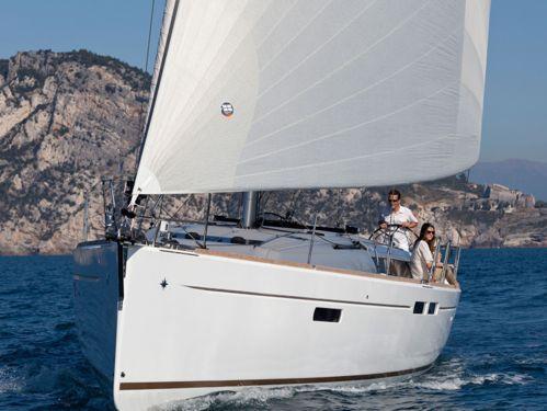 Barca a vela Jeanneau Sun Odyssey 479 (2019)