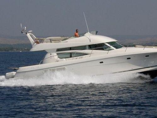 Motorboat Jeanneau Prestige 46 Fly · 2009